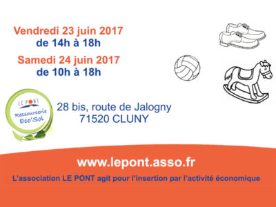 Ressourcerie-Cluny