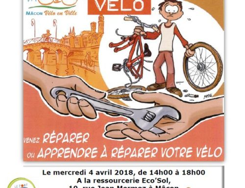 ATELIER D'AUTO-RÉPARATION VÉLO