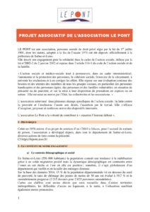 thumbnail of Nouveau projet associatif 2018 mars