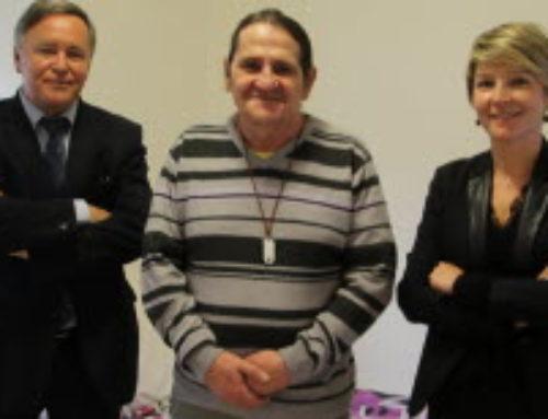 Le sous-préfet rend visite au CHRS du Creusot