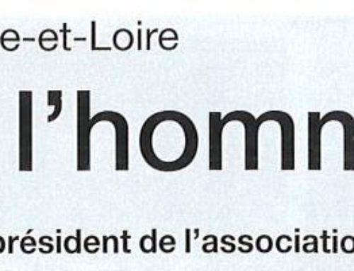 Interview de notre Président, Mr Jean-Amédée Lathoud