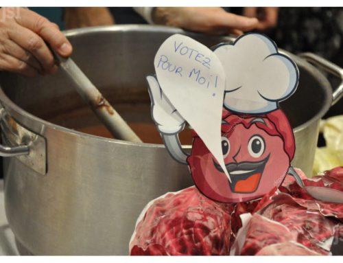 Retour sur le concours de soupe à Louhans