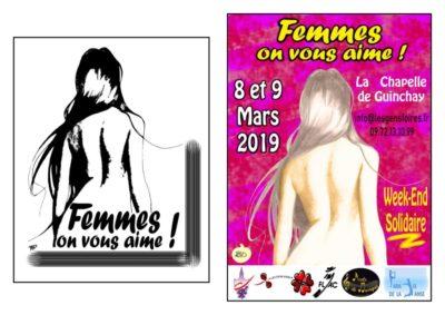 thumbnail of Femmes 2019 – Logo et Pub