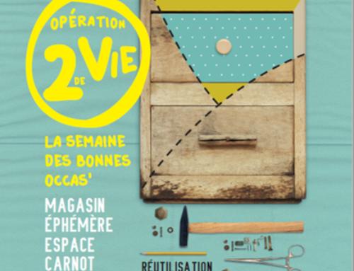 Opération Seconde Vie – 5ème édition
