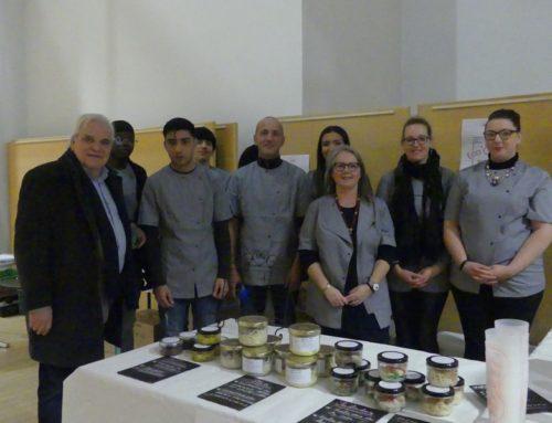 Eco'Cook à la médiathèque de Mâcon