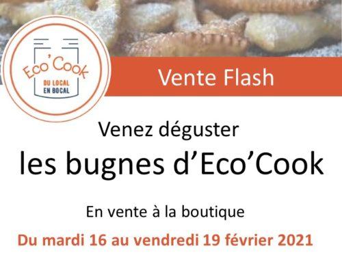 Eco'Cook : Vente de bugnes